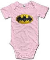 High View Cotton Babysuit Baby Bodysuit Batman (3 Colors) 6 M
