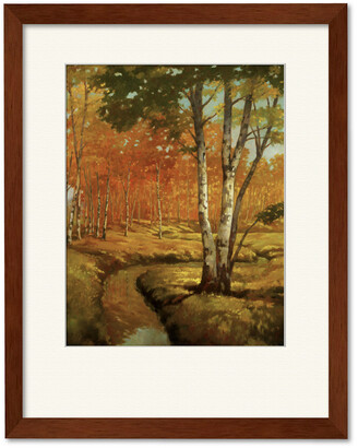 Courtside Market Wall Decor Woodland Stream Ii Gallery Collection Framed Art