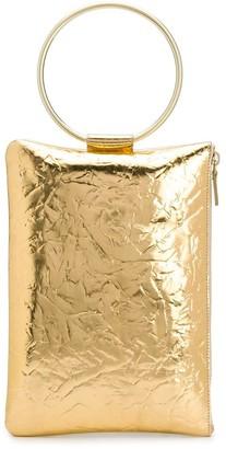 Tara Zadeh Ziba wrinkled-effect tote bag