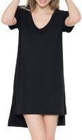 Minx V Neck Shirt Dress