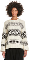 Ralph Lauren Geometric Crewneck Sweater