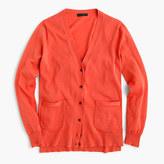 J.Crew Summerweight cardigan sweater