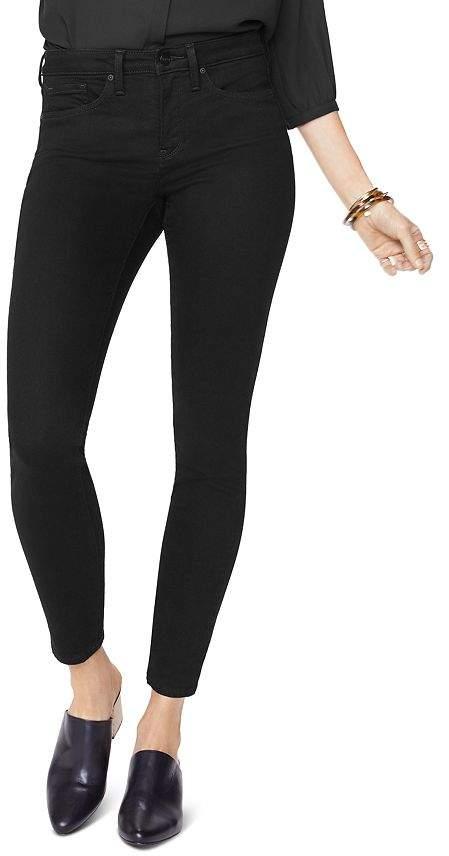 NYDJ Ami Ankle Skinny Jeans in Black