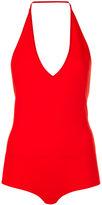 Givenchy halterneck fitted bodysuit