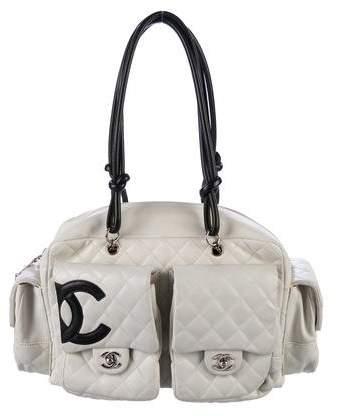 Chanel Large Ligne Cambon Reporter Bag