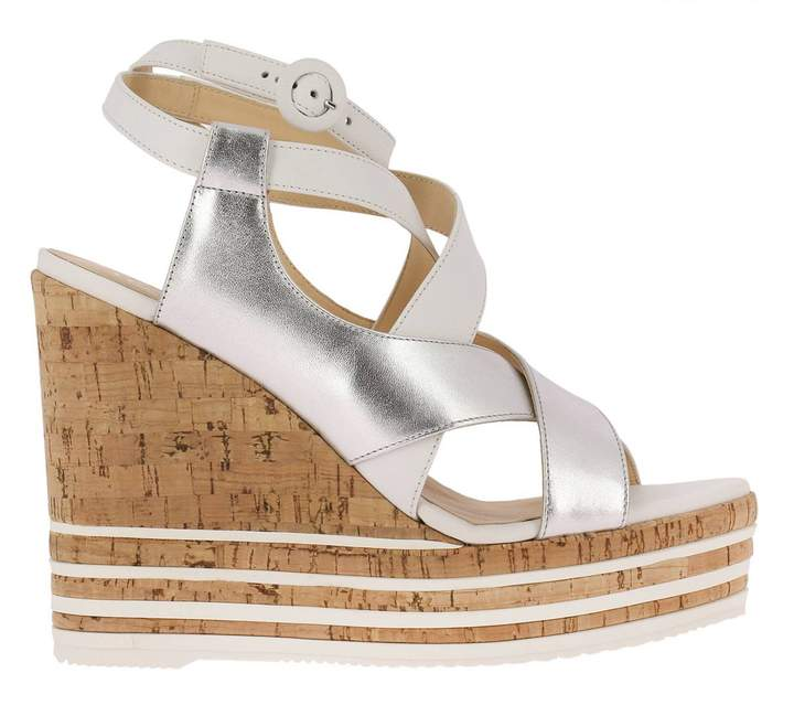 Hogan Wedge Shoes Wedge Shoes Women