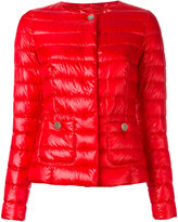 Herno puffer jacket - women - Cotton/Feather Down/Polyamide/Acetate - 42