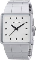 Nixon Men's Quatro A0131166 Stainless-Steel Quartz Watch