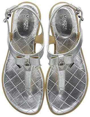 Michael Kors Alice, Women Wedding Shoes, Grey (Silver 040), (37 EU)