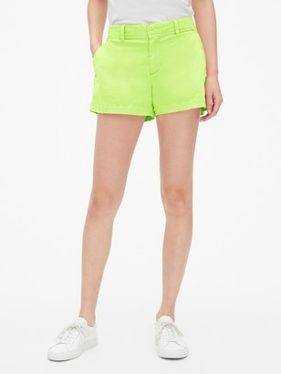 "Gap Mid Rise 3"" City Shorts"