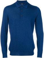 Kiton knitted polo shirt - men - Silk/Cashmere - M