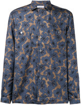 Boglioli floral print shirt - men - Silk - 39