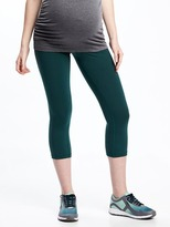 Old Navy Maternity Go-Dry Compression Capris