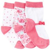 Kate Spade Box Sock Set - Pack of 3 (Baby Girls)