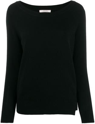 Dorothee Schumacher Long Sleeve Fine Knit Top