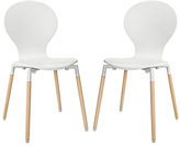 Modway Path Dining Side Chairs (Set of 2)