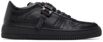 Alyx Black Buckle Sneakers
