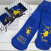 Solesmith Daddy And Me Cheeky Monkey Gift Box