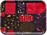 Marimekko Pieni Purnukka Tray - Green/Red/Yellow