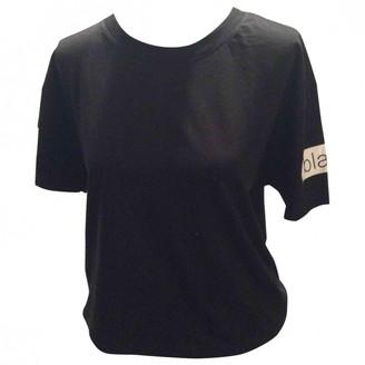 Pyrex Black Cotton Top for Women