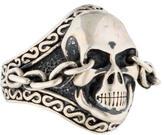 Scott Kay Skull Ring