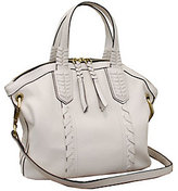 Oryany Cassie Pebbled Leather Mini Convertible Satchel