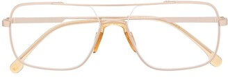 Carrera Oversized Square Frame Glasses
