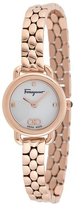 Salvatore Ferragamo Watches Varina 22mm watch