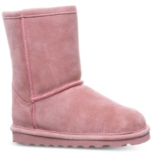 BearPaw Little Girls' Elle Short Boots from Finish Line