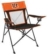 Rawlings Sports Accessories Nfl Gamechanger Cincinnati Bengals Polyester Folding Chair NFL Team: Cincinnati Bengals