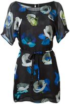 Mini Market Minimarket - 'Ebone' dress - women - Silk/Polyester - 36