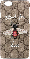 "Gucci ""Blind For Love"" iPhone 6 case"