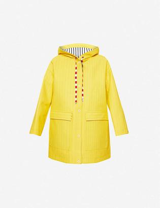 Benetton Hooded woven jacket