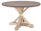 Modway Stitch Round Dining Table