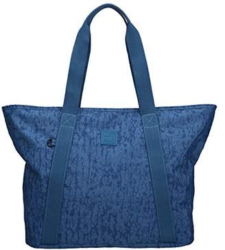 Artsac Womens Twin Strap Tote Style - Reef Fabric Shoulder Bag