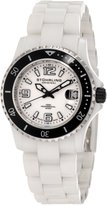 Stuhrling Original Women's Belladonna Swiss-Made Professional Diver Quartz Watch 272.11EP3