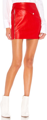 superdown Wendy Moto Mini Skirt