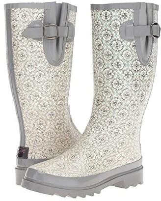 M&F Western Jayla (Grey) Women's Rain Boots