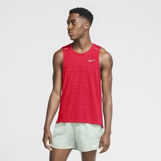 Nike Men's Running Tank Dri-FIT Miler