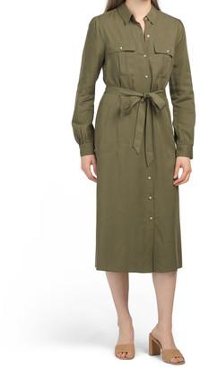 Chelsea Utility Dress