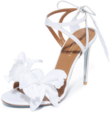 Aquazzura Flora Sandals