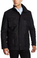 Ben Sherman Men's Melton Field Jacket