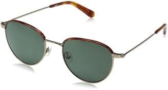 Original Penguin Men's The The Ferrell Sun Polarized Round Sunglasses