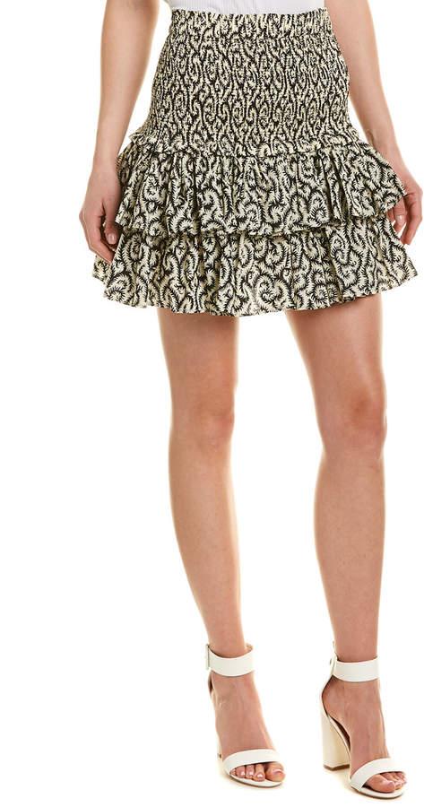 7ed9253c7 Isabel Marant Etoile Ruffles Skirt - ShopStyle