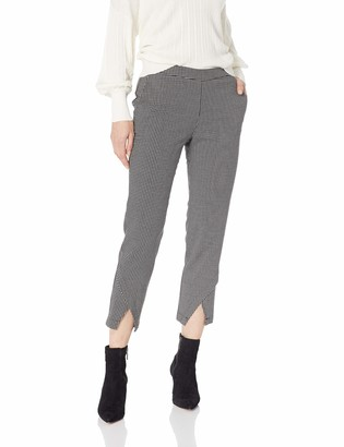 BCBGeneration Women's Cropped Flared Pant