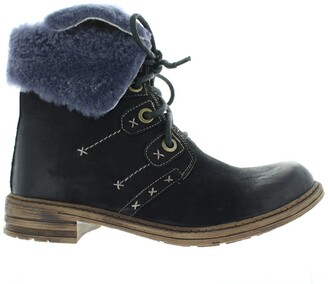 Bernie Mev. Thunder Leather Boot