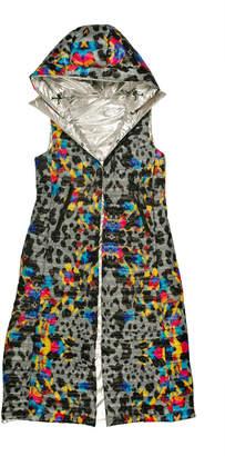 Think Royln Long Reversible Vest