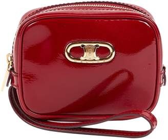 Celine Red Patent leather Clutch bags