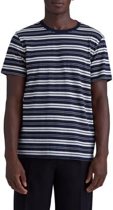 Club Monaco POV Stripe Cotton T-Shirt