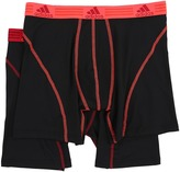 adidas Sport Performance ClimaLite 2-Pack Boxer Brief Men's Underwear